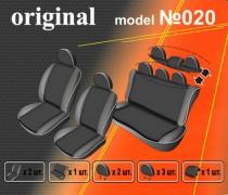 EMC-Elegant Авточехлы на сиденья Dacia Logan