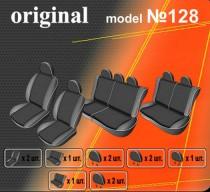 EMC-Elegant Авточехлы на сиденья Dacia Logan MCV универс, 7 мест, деленная