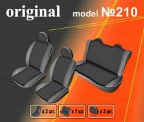 EMC-Elegant Авточехлы на сиденья Daewoo Matiz c 2000