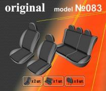 EMC-Elegant Авточехлы на сиденья Fiat Doblo
