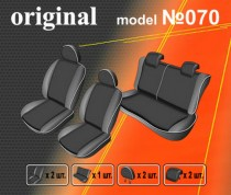 EMC-Elegant Авточехлы на сиденья Ford Fiesta