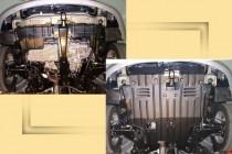 """Авто-Полигон CHEVROLET Epica c 2006 г. Защита моторн. отс. категории """"St"""""""