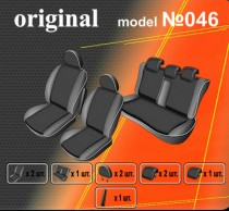 EMC-Elegant Авточехлы на сиденья Hyundai Accent