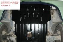 """Авто-Полигон CHEVROLET Lacetti c 2004г. Защита моторн. отс. ЗМО категории """"St"""""""