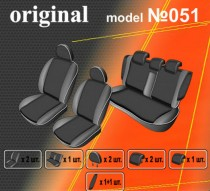 EMC-Elegant Авточехлы на сиденья Hyundai Sonata