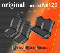 EMC-Elegant Авточехлы на сиденья Hyundai Sonata эконом