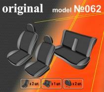 EMC-Elegant Авточехлы на сиденья IKCO Samand