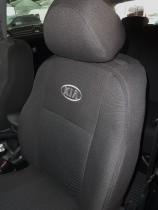 Оригинальные чехлы Kia Cerato 2004-08 седан EMC-Elegant