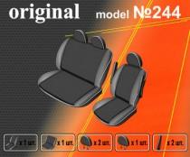 EMC-Elegant Авточехлы на сиденья Mercedes Vito (2+1) с 2003г