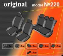 EMC-Elegant Авточехлы на сиденья Mitsubishi Pajero Sport new