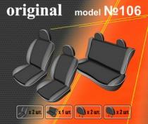 EMC-Elegant Авточехлы на сиденья Nissan Tiida c 2008 эконом