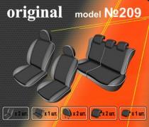 EMC-Elegant Авточехлы на сиденья Peugeot 307 универсал