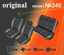 EMC-Elegant Авточехлы на сиденья Peugeot Partner с 2002-08г