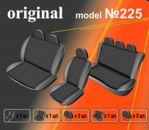 EMC-Elegant Авточехлы на сиденья Renault Trafic (6 мест)