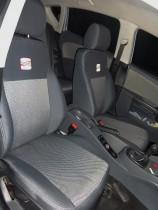 Авточехлы на сиденья Seat Altea XL с 2009г EMC-Elegant