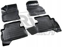 Коврики в салон для Ford Kuga II c 2012 года (из 4-х) Серия Avangard AvtoDriver