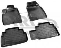 Коврики в салон для Lexus RX 450 (из 4-х) Серия Avangard