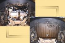 """Авто-Полигон CITROEN C5 2,0л с 2003г. Защита моторн. отс. ЗМО категории """"E"""""""