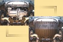 "Авто-Полигон CITROEN Xsara Picasso 1,8л;2,0л;2,0D c 2000г.Защита моторн. отс. категории ""St"""