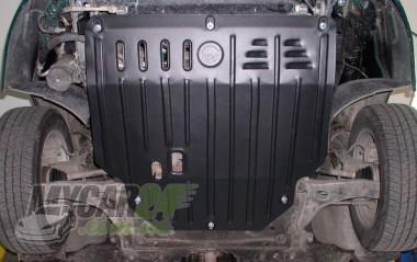 """Авто-Полигон FORD Focus 1,4л;1,6л;1,8л;2,0л 1999-2005г. Защита моторн. отс. категории """"E"""""""