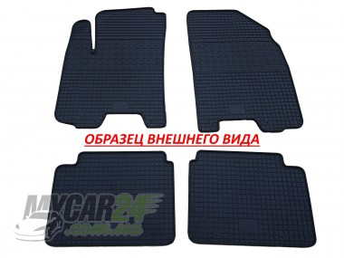 "Politera Ковры ""P/A""VW Polo 02-/Skoda Fabia I 00-/Fabia II 07-/Seat Ibiza 03-/ Seat Cardoba 03- (LUX) кт_4шт"