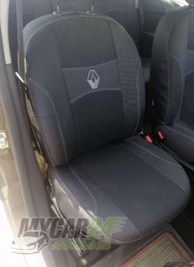 Avto-Nik Авточехлы на сиденья Renault Scenic  3  2009-2016г