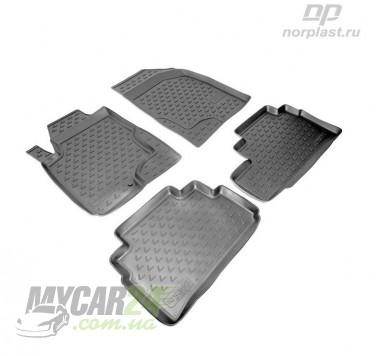 Unidec Коврики резиновые Lexus RX 2003-2009