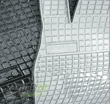 EL TORO Резиновые коврики в салон BMW E70 X5 2007-2013