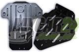 """Авто-Полигон MERCEDES-BENZ ML 63 AMG 6,3 кузов W164 2005-. Защита коробки категории """"St"""""""