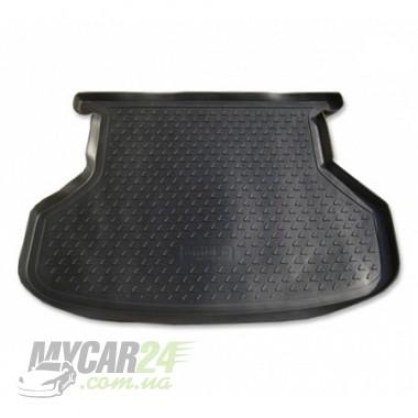 Норпласт Коврики в багажное отделение для  Lexus RX 2003-2009 полиуретановые (черный)