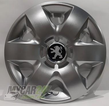 SKS 310 Колпаки для колес на Peugeot  R15 (Комплект 4 шт.)