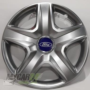SKS/SJS 418 Колпаки для колес на Ford R16 (Комплект 4 шт.)