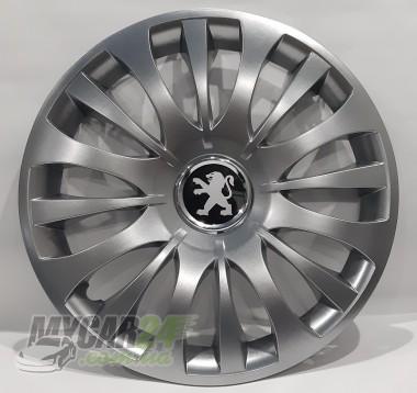 SKS 329 Колпаки для колес на Peugeot R15 (Комплект 4 шт.)