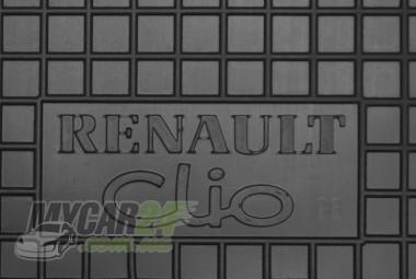 AvtoGumm Резиновые коврики в салон Renault Clio II (3 дв.) хетчбэк