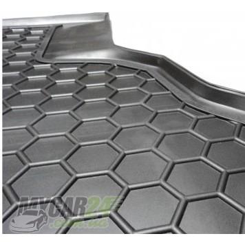 GAvto Резиновые коврики в багажник HYUNDAI Ioniq (hybrid) (MID)