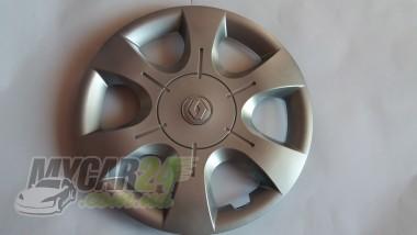Original Колпаки для колес Renault Dokker R16 (комплект 4шт.)