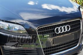 SIM Дефлектор капота Audi Q7 (2006-2015)