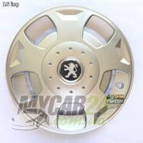 SKS 404 Колпаки для колес на Peugeot R16 (Комплект 4 шт.)