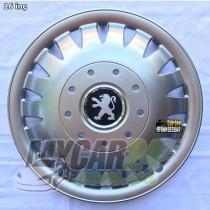 SKS 410 Колпаки для колес на Peugeot R16 (Комплект 4 шт.)