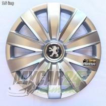 SKS 421 Колпаки для колес на Peugeot R16 (Комплект 4 шт.)