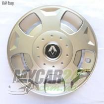 SKS 404 Колпаки для колес на Renault R16 (Комплект 4 шт.)