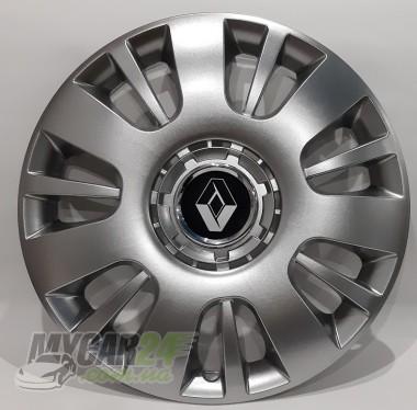 SKS/SJS 407 Колпаки для колес на Renault R16 (Комплект 4 шт.)