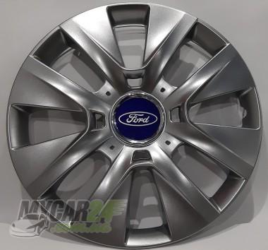 SKS/SJS 225 Колпаки для колес на Ford R14 (Комплект 4 шт.)