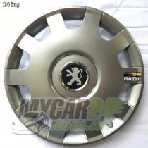SKS 212 Колпаки для колес на Peugeot R14 (Комплект 4 шт.)