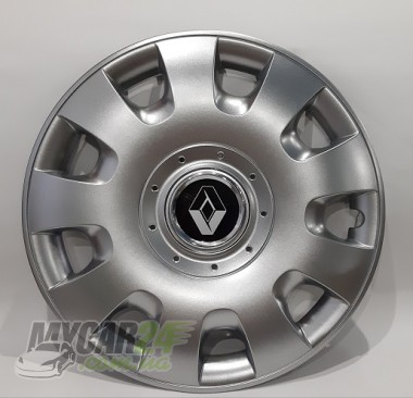 SKS/SJS 209 Колпаки для колес на Renault R14 (Комплект 4 шт.)