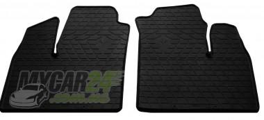 Stingray Stingray Коврики резиновые  Fiat Doblo 01- передние