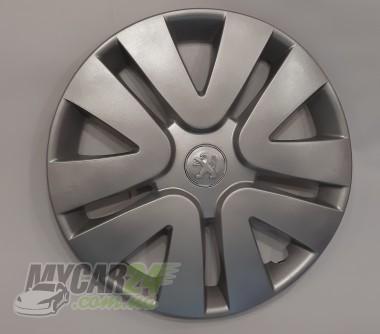 OAE Колпаки для колес A123 Peugeot R15 (комплект 4шт.)