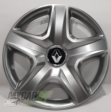 SKS/SJS 202 Колпаки для колес на Renault R14 (Комплект 4 шт.)