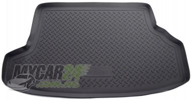 Норпласт Коврики в багажное отделение для Nissan X-Trail (T30) (2001-2007) резина
