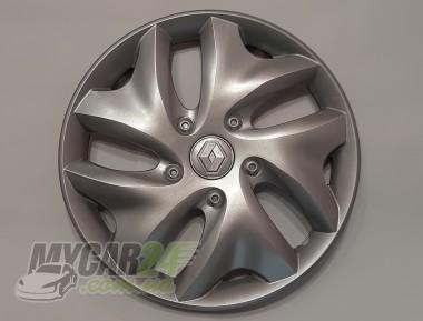 OAE Колпаки для колес A158 Renault R15 (комплект 4шт.)